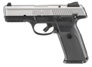 40 Cal SR Hand Gun