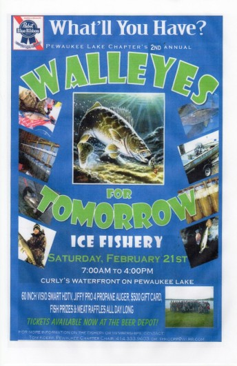 2015 Ice Fishery Flyer
