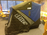 Otter XT1200 Portable shack