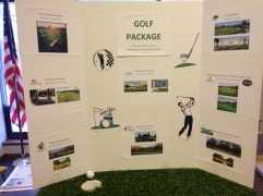 WFT Golf Package