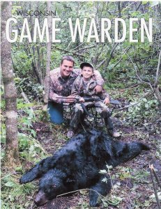 Game Warden Mag cover