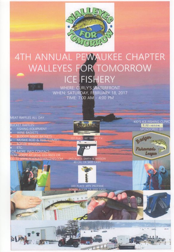 EVENTS PAGE | PEWAUKEE WALLEYES